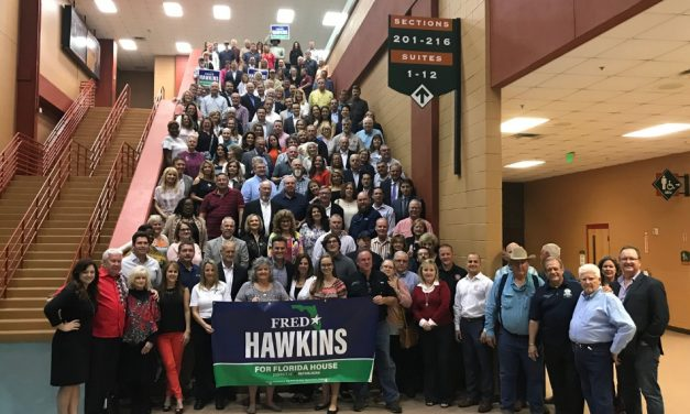 Fred Hawkins Jr. Hosts Campaign Kickoff for Florida House District 42