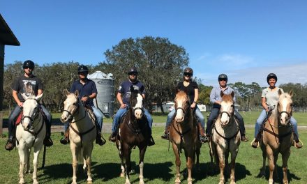 McCormick Research Institute Hosts Horses and Heroes 12th Annual Trail Ride and BBQ March 2