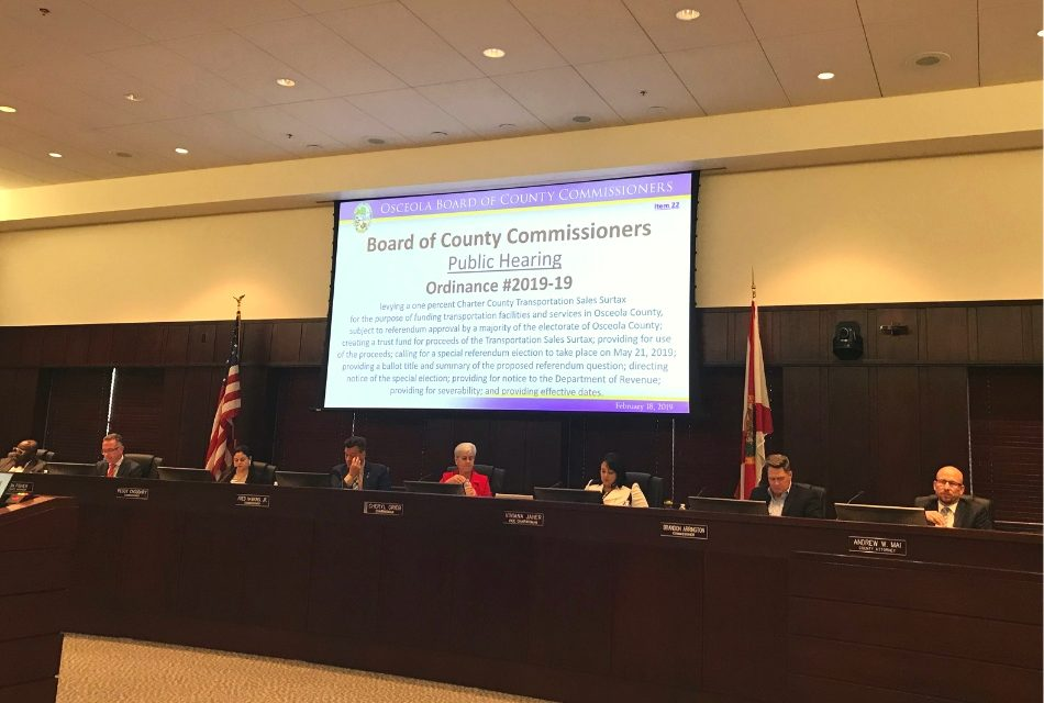 Osceola County Citizens to Vote on One Cent Transportation Tax