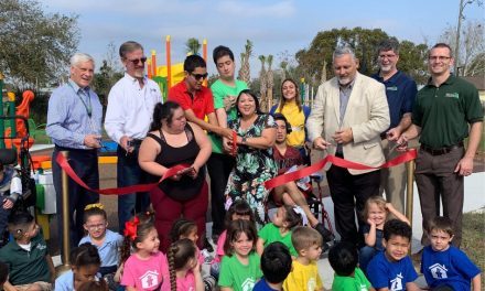 SENSES Park Now Open for Children on the Autism Spectrum