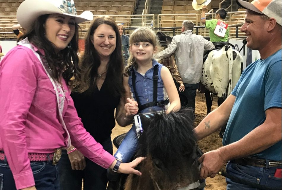 Silver Spurs Rodeo hosts Special Rodeo for a Special Group of People