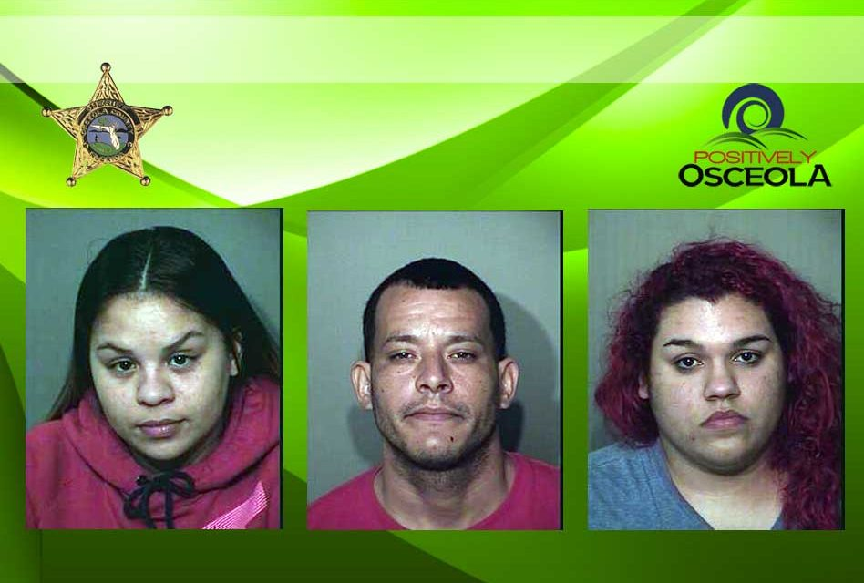 Traffic Stop in Poinciana Leads Osceola Deputies to $10,000 worth of drugs