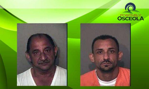 Father and Son Burglary Duo Exploiting Osceola Elderly, Deputies Say
