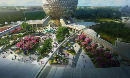 Epcot's Multi-Year Transformation to Include a New Play Pavilion and Reimagined Main Entrance