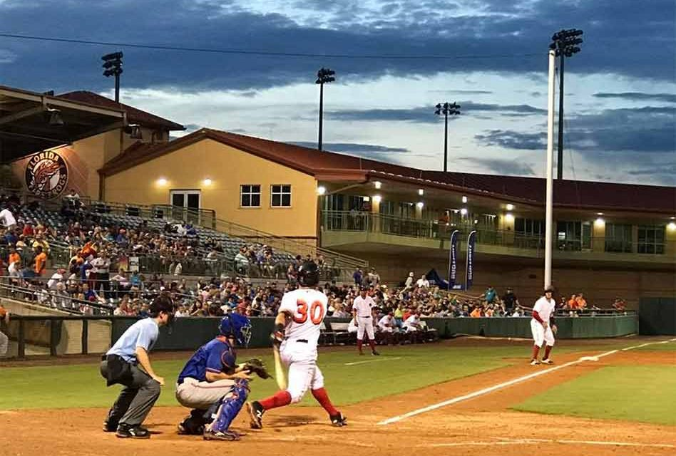 Florida Fire Frogs Announce 2019 Schedule and Ticket Prices