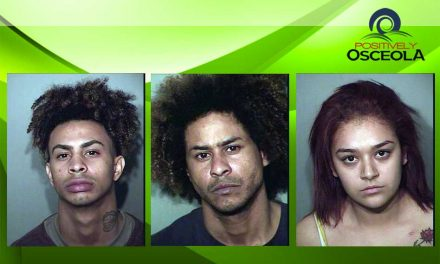 Three Arrested for Kidnapping Woman in Kissimmee, Osceola Detectives Say