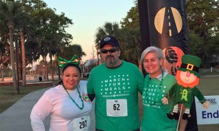 March for Meals 5K Run & Walk to Benefit Meals On Meals March 16