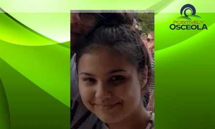 Osceola County Deputies Need Help in Locating Missing 15 Year-old Girl