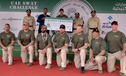 Osceola County Sherif's SWAT Team Competes in Oversees UAE SWAT Challenge