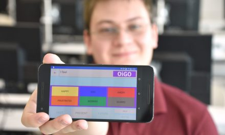 Florida Polytechnic Students Help Develop Mobile App to Express Emotions