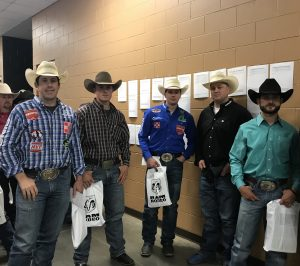 RNCFR Contestants