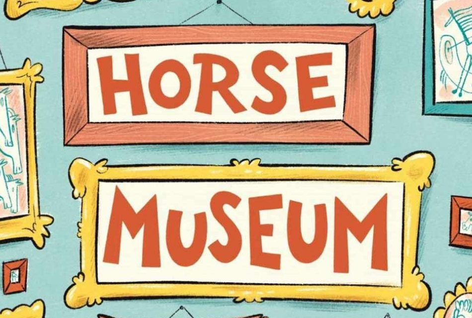 New Book Dr. Seuss's Horse Museum Available This September