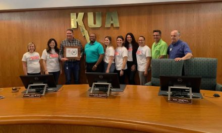 Osceola Reads Names Kissimmee Utility Authority as Partner of the Year