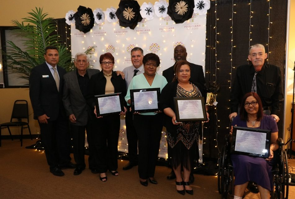 Association of Poinciana Villages Announces Winners of Poinciana Beautiful Awards