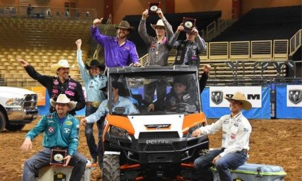 Kissimmee Gains Eight New RAM National Circuit Finals Rodeo Champions