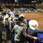 Rodeo Education & Appreciation Night Held by RAM National Circuit Finals Rodeo