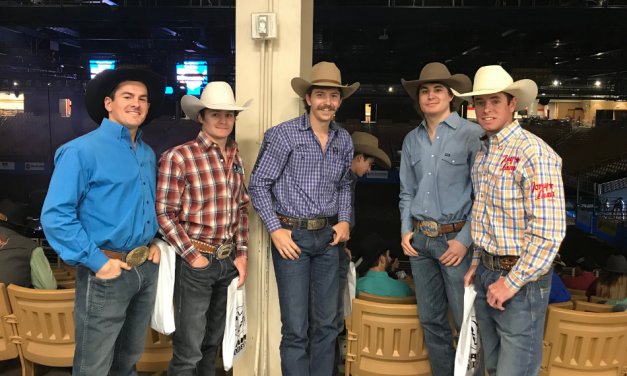 The RAM National Circuit Finals Rodeo Contestants Are Here And Ready to Ride