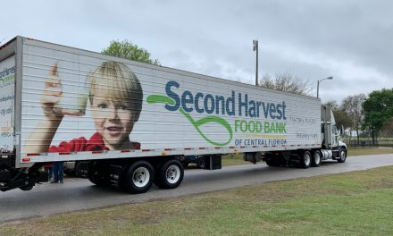 Second Harvest Food Bank Annual Food Give-Away