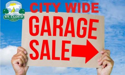 City of St. Cloud Authorizes Two City-Wide Garage Sales