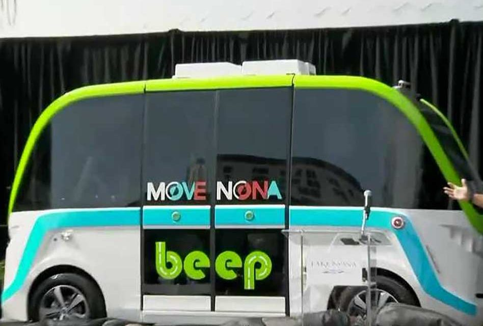 Lake Nona To Bring First Autonomous Shuttles to Orlando Spring 2019