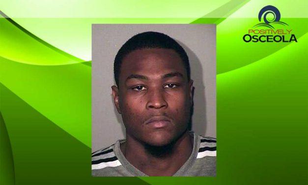 Osceola Detectives Arrest Man Responsible for Multiple Car Burglaries, Deputies Say