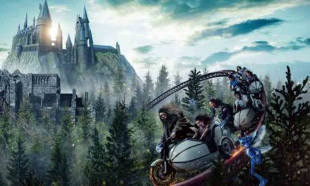 Hagrid's Magical Creatures Motorbike Adventure Opens at Universal Orlando Resort June 13