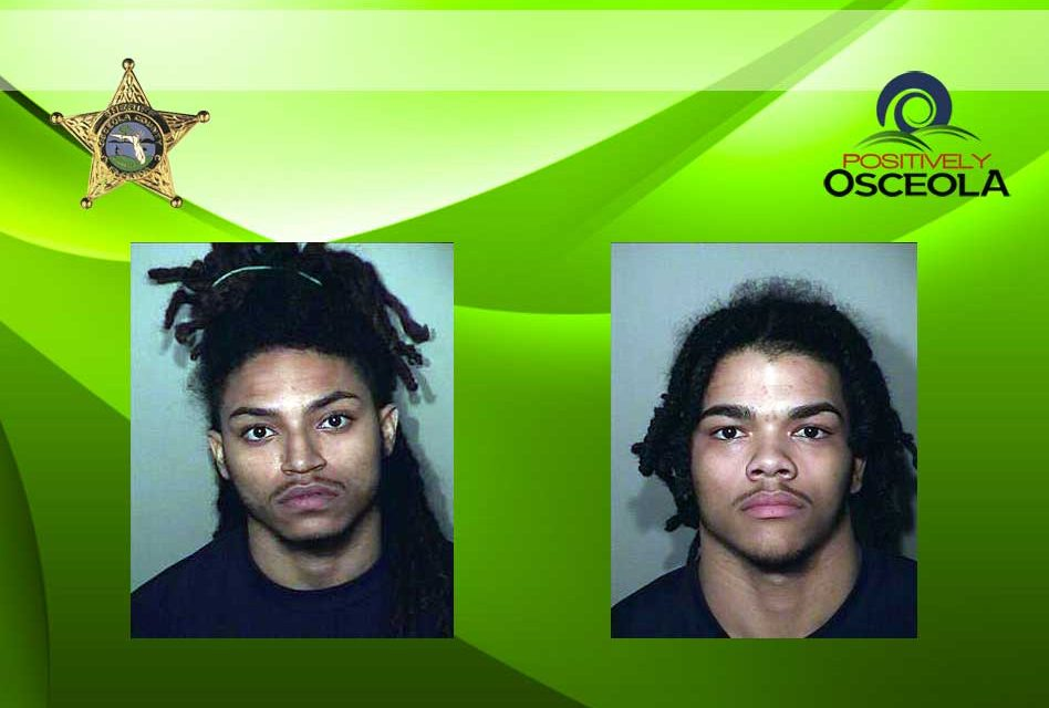 Sheriff Deputies Arrest Two Men for Shooting into Home in Osceola County