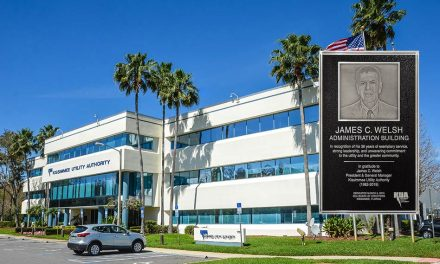 Kissimmee Utility Authority Renames its Headquarters to Honor Retiring President Jim Welsh