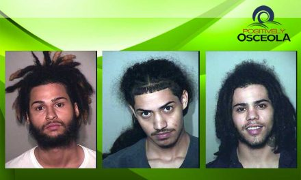 Three Men arrested in Osceola County Murder of Innocent Bystander