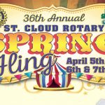 Rotary Club of St. Cloud to Host 36th Annual Spring Fling Event April 5th, 6th & 7th
