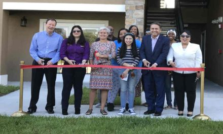 Osceola County Celebrates Grand Opening of New Affordable Housing Complex, Cameron Preserve