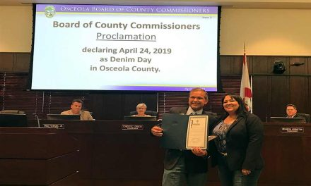 Osceola County Proclaims April 24th as Denim Day In Honor of Sexual Assault Victims
