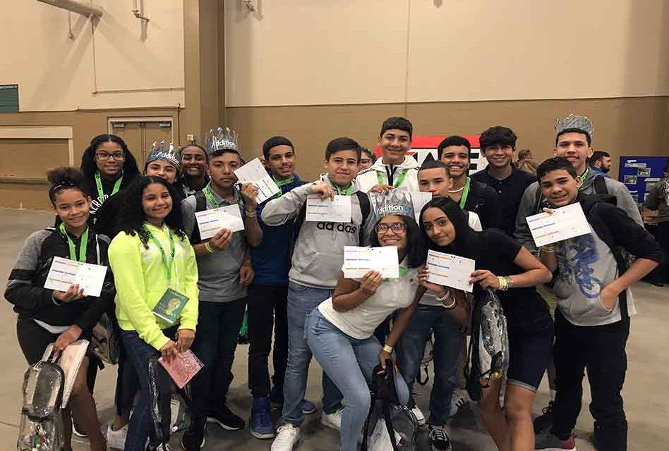 Junior Achievement of Central Florida Hosts JA Inspire Program