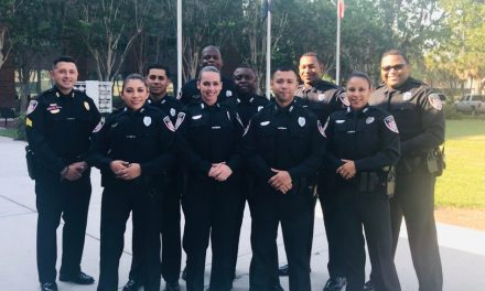 Nine Recruits Sworn In As New Kissimmee Police Officers