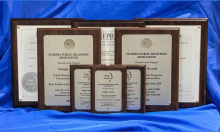 Kissimmee Utility Authority Wins 8 Regional Public Relations Awards