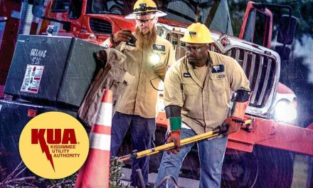 KUA Recognizes Lineworkers During National Lineman Appreciation Day