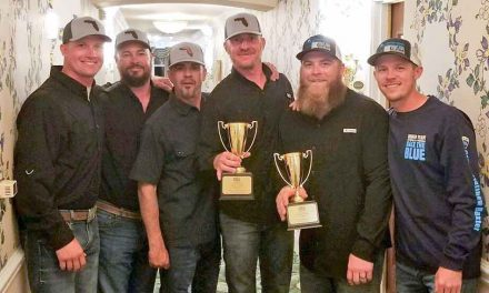 Kissimmee Utility Authority Linemen Grab Two Trophies at National Rodeo in Colorado