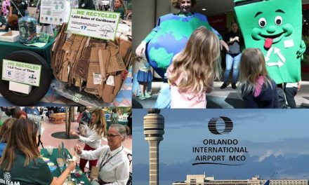 Orlando International Airport Hosts Its 6th Annual Earth Day Celebration