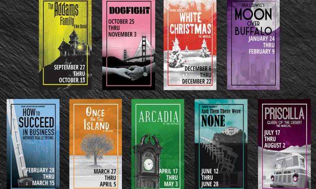 Osceola Arts Announces 2019-2020 Theatre Series