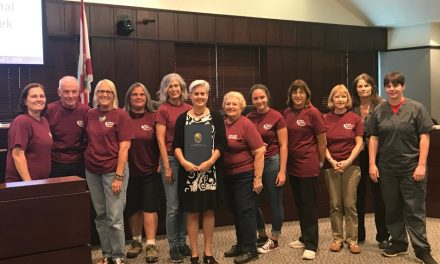 Osceola County Commissioners Recognize Osceola County Animal Services Volunteer Appreciation Week