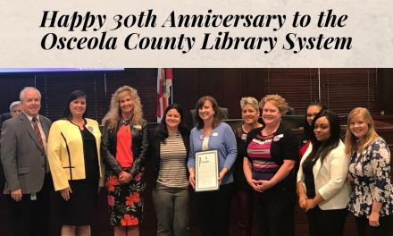 Osceola County Library System Celebrates its 30th Anniversary