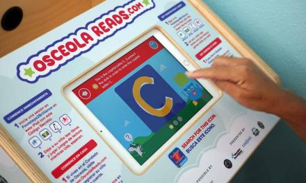"Osceola Reads Launches ""Tech Tables"" to Increase Early Childhood Reading"