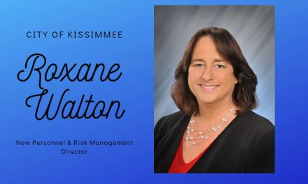 City of Kissimmee Announces Roxane Walton as the new Director of Personnel & Risk Management