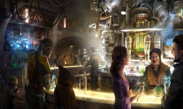 A Diverse Menu Awaits Guests in Star Wars: Galaxy's Edge at Disney's Hollywood Studios
