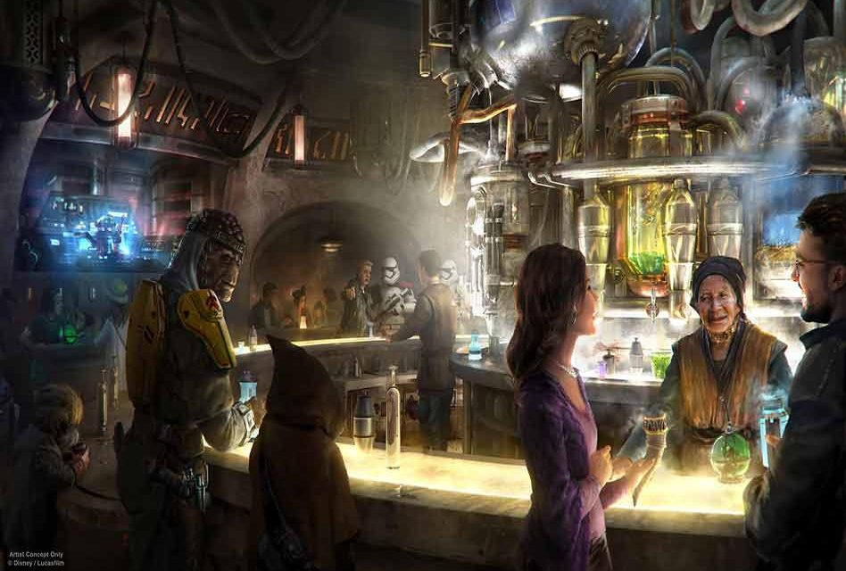 A Diverse Menu Awaits Guests in Star Wars: Galaxy's Edge at Disney's Hollywood Studios