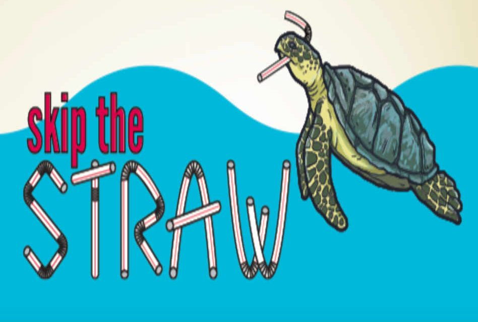 Florida Department of Environmental Protection Encourages Florida Residents To Skip The Straw