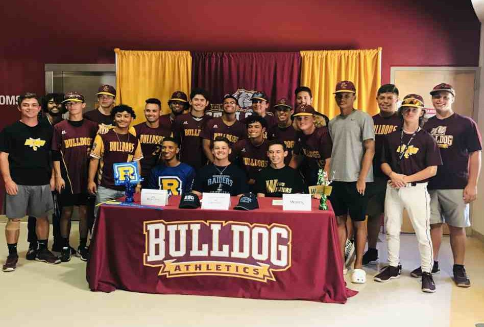 Three St. Cloud Baseball Seniors Officially Sign to Play at Florida Colleges