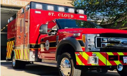 New Full-time Transport Unit In Service For St. Cloud Fire Rescue Department