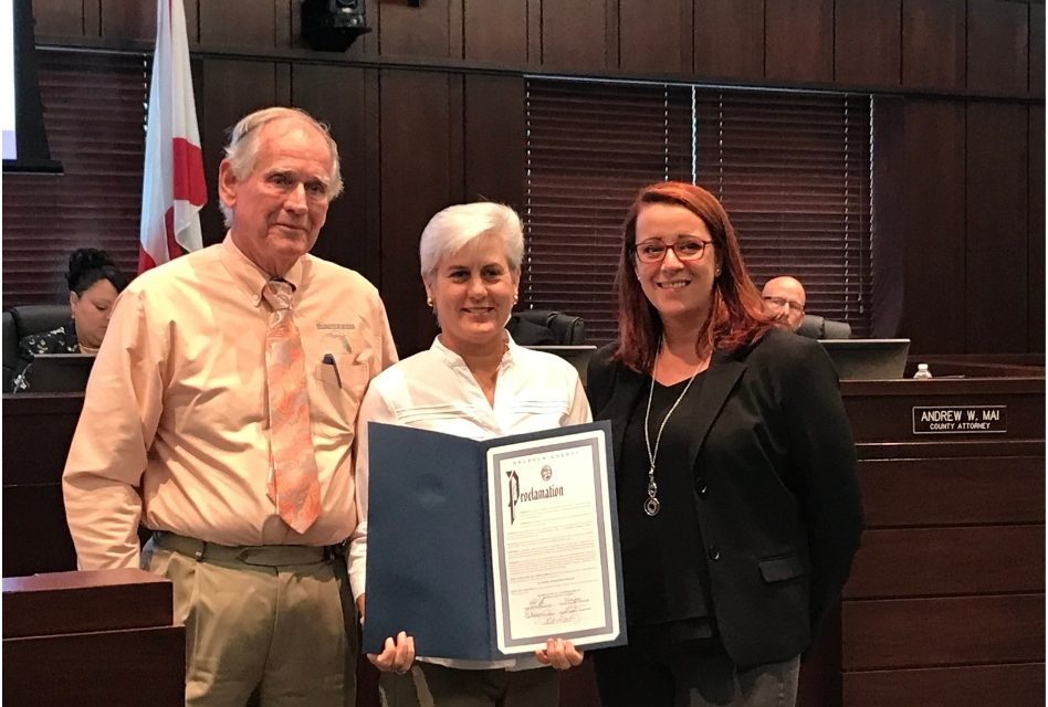 Osceola County Commission Proclaims April 2019 as Alcohol Awareness Month