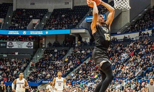 UCF Knights Guard Aubrey Dawkins to Enter the NBA Draft Pool